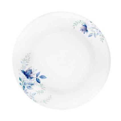 סט צלחות קורנינג Blue Floral