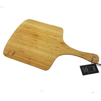 קרש עץ להגשה וחיתוך של פיצה