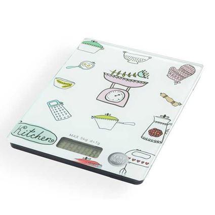 משקל דיגיטלי מעוצב למטבח BEROX