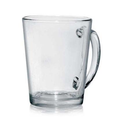 """מג קפה מזכוכית 310 מ""""ל מבית Cerve"""