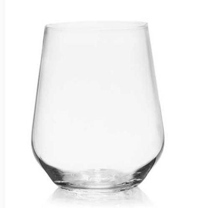 """תמונה של 6 כוסות שתיה 450 מ""""ל Carera"""