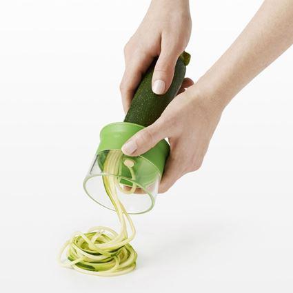 מחדד ומסלסל ירקות אוקסו