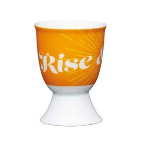 """ביציה בעיצוב """"Rise"""" צהוב קיטשנקראפט"""