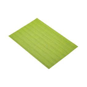 פלייסמט ארוג בגווני ירוק קיטשנקראפט