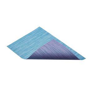 פלייסמט ארוג דו צדדי בצבע כחול/סגול קיטשנקראפט