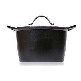 סיר גבוה 4.8 ליטר השיש השחור פוד אפיל - Food Appeal