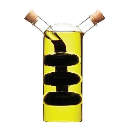 בקבוק שמן וחומץ 2 ב- 1 מבית קיטשנקראפט - Kitchen Craft