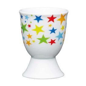 תמונה של ביציה עם עיצוב כוכבים קיטשנקראפט