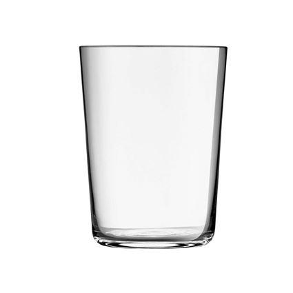 כוס זכוכית דופן דקה דגם סידרה מבית ליבי - Libbey