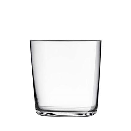 כוס זכוכית קצרה מדגם סידרב מבית ליבי - Libbey