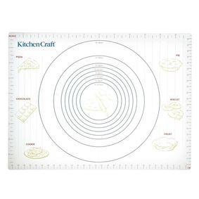 תמונה של משטח אפיה גמיש עם סימני מדידה קיטשנקראפט - Kitchen Craft