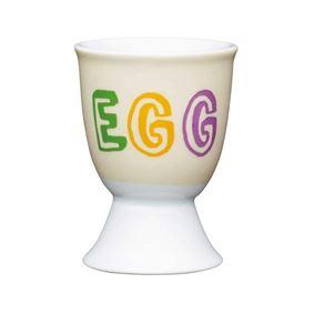 תמונה של ביציה בעיצוב אותיות EGG קיטשנקראפט - Kitchen Craft