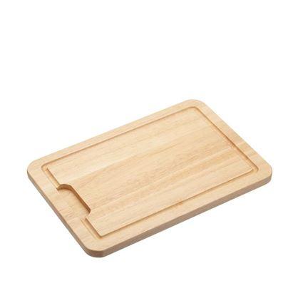 """תמונה של קרש חיתוך מעץ 25 על 15 ס""""מ מבית קיטשנקראפט - Kitchen Craft"""