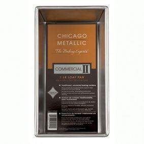 תבנית לאפית לחם 450 גרם שיקאגו מטליק - Chicago Metallic