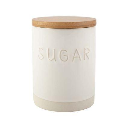 תמונה של אחסונית עם הטבעה SUGAR לה קפיטייר - La- Cafetiere
