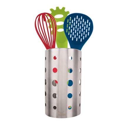 כלי לאביזרי ששת מנירוסטה - פוד אפיל Food Appeal