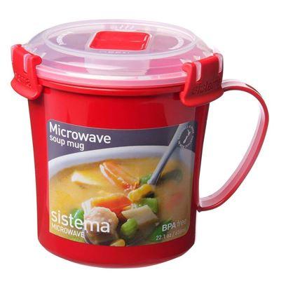 ספל מרק למיקרוגל סיסטמה