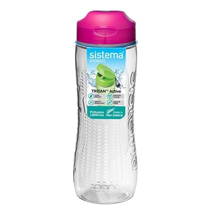 """בקבוק מים TRITAN INFUSER 800 מ""""ל  סיסתמה"""