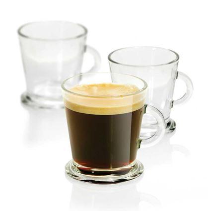כוס אספרסו / קפוצ'ינו ליבי גלאס - Libbey