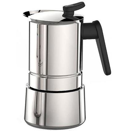 מקינטה מנירוסטה ל 4 כוסות קפה