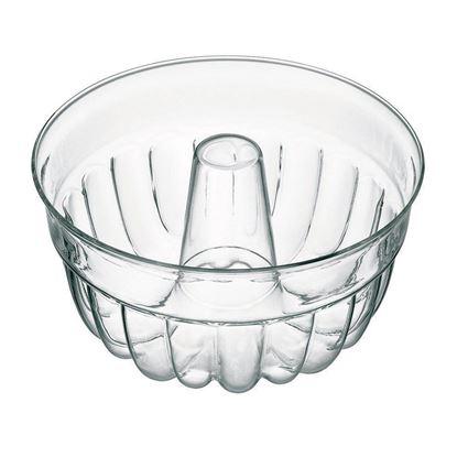 תבנית אפייה לקוגלהוף מזכוכית (פיירקס) חסין אש