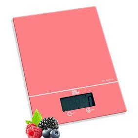 משקל מטבח דיגיטלי ורוד