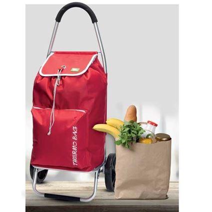 מבריק עגלת קניות מתקפלת | Food Appeal | The Cook Store UL-37