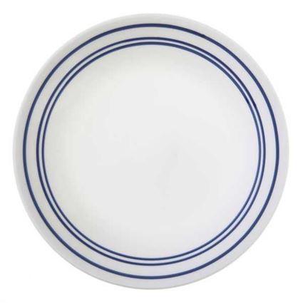 סט צלחות קורנינג cafe blue