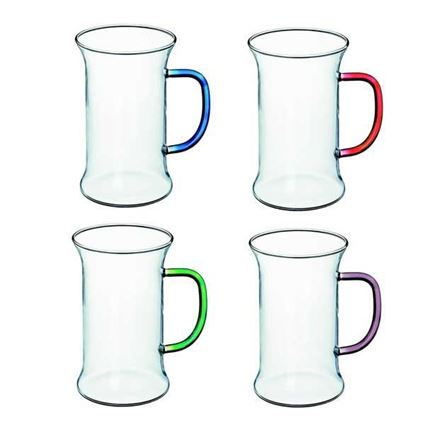 כוסות לשתייה חמה או קרה (סט 6) Simax Irish