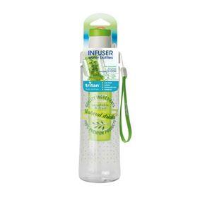 בקבוק מים רב פעמי עם פנימית לטעמים