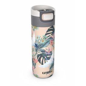 """כוס שתייה תרמית 500 מ""""ל Etna Paradise Flower"""