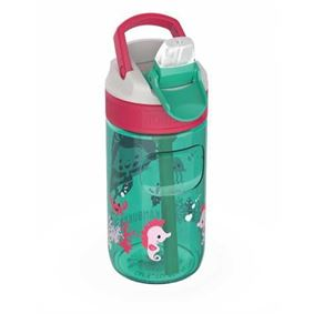 """בקבוק שתייה לילדים 400 מ""""ל Ocean Mermaid"""