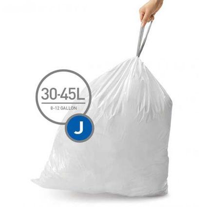 שקיות לפח 30-40 ליטר