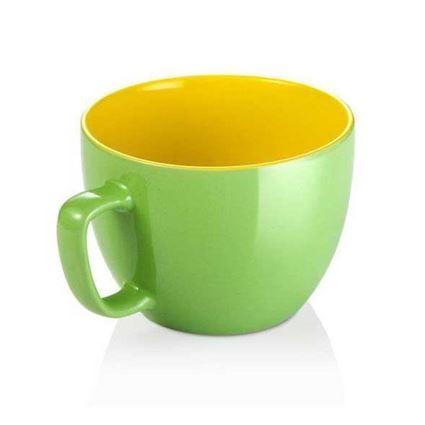 ספל קפה ענק Tescoma Crema ירוק