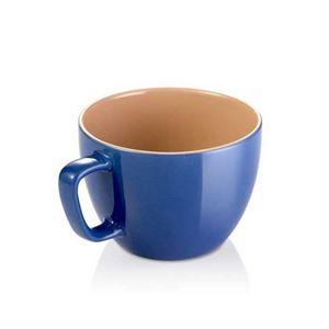 ספל קפה גדול Crema כחול