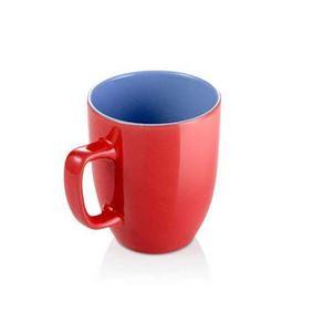 ספל קפה גבוה אדום