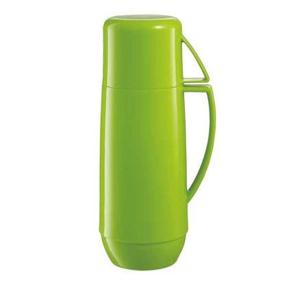 תרמוס עם כוס ירוק Family