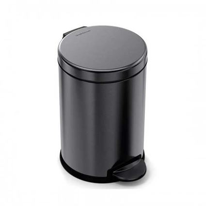פח אשפה 4.5 ליטר עגול