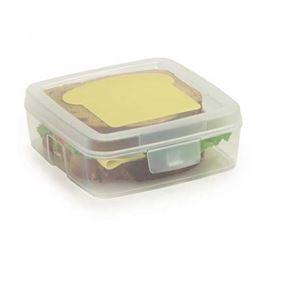 קופסת אוכל שקופה לילדים