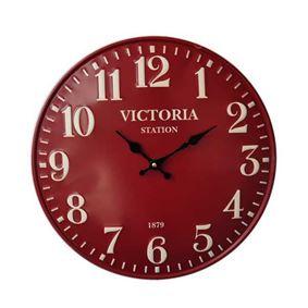 שעון קיר דקורטיבי Bistrot