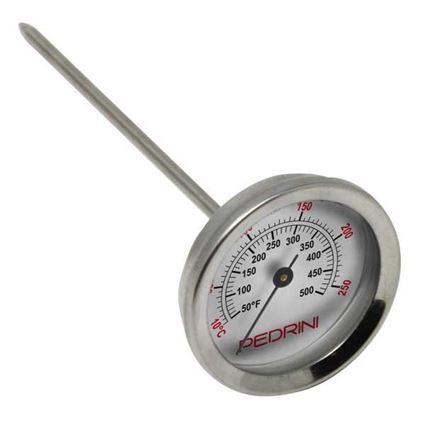 טרמומטר בשר עד 300 מעלות PEDRINI