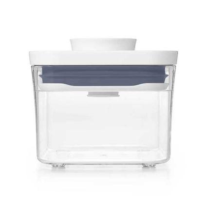 קופסת אחסון למטבח 0.4 ליטר ריבוע אוקסו