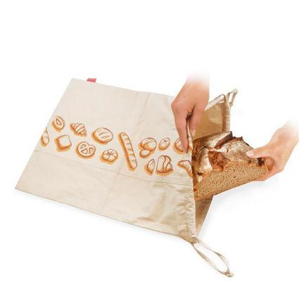 שקית כותנה אורירית אחסון לחם TESCOMA